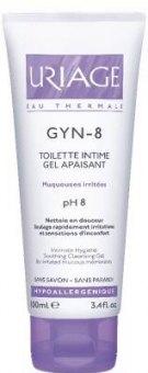Intimní gel hojivý Gyn 8 Moussant Uriage