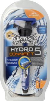 Holící strojek pánský Hydro 5 connect Wilkinson