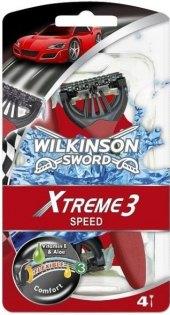 Holící strojek Speed Xtreme 3 Wilkinson