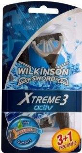 Strojek holicí pánský Activ Xtreme 3 Wilkinson