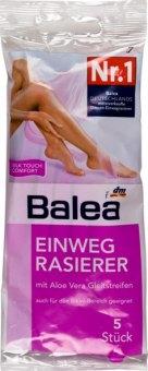 Holítka jednorázová dámská Balea