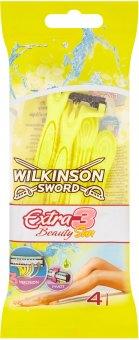 Holítka jednorázová dámská Beauty Extra 3 Beauty Sun Wilkinson