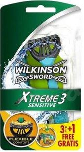 Holítka jednorázová pánská Xtreme 3 Wilkinson