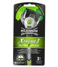 Holítka jednorázová pánská Xtreme 3 ultra flex Wilkinson