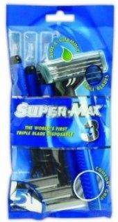 Holítka jednorázová pánská Super Max