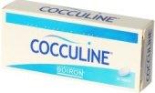 Homeopatikum pastilky Cocculine Boiron