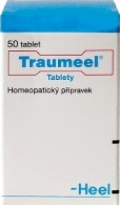 Homeopatikum tablety Traumeel