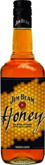 Bourbon Honey Jim Beam