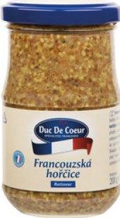 Hořčice Duc De Coeur