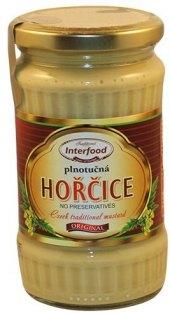 Hořčice Interfood