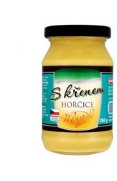 Hořčice Mustard Boneco