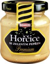 Hořčice ochucená premium Boneco