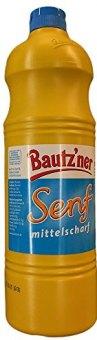 Hořčice plnotučná Bautzner