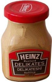 Hořčice plnotučná Delikates Heinz