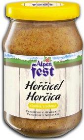 Hořčice sladká Alpen Fest