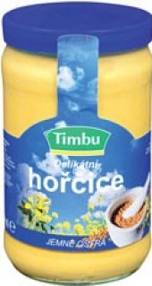 Hořčice Timbu