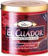 Nápoj instantní horká čokoláda El Cuador Raüsch