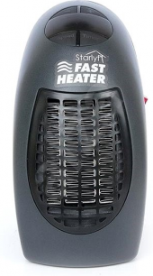 Horkovzdušný ventilátor do zásuvky Fast Heater Starlyft