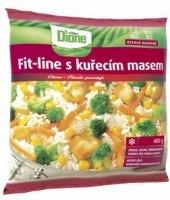 Jídla hotová mražená Dione