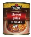 Hotová jídla Hamé - konzerva