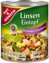 Hotové jídlo Eintopf v konzervě Gut&Günstig Edeka