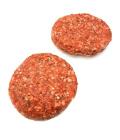 Hovězí burger dvouručák + omáčka Maso Planá