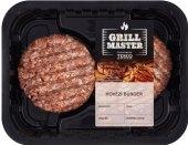 Hovězí burger Grill Master Tesco