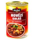 Hovězí guláš Hamé - konzerva