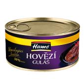 Hovězí guláš Vynikající kvalita Hamé