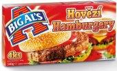 Hamburger hovězí mražený Big Al's
