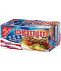 Hamburger hovězí mražený Gut&Günstig  Edeka