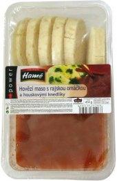 Hovězí maso s rajskou omáčkou Hamé