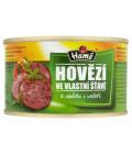 Hovězí maso ve vlastní šťávě Hamé