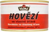 Hovězí maso ve vlastní šťávě Haming Hamé