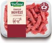Hovězí nudličky Naše maso z Modletic K-Purland