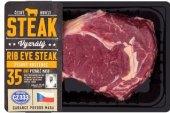 Hovězí rib eye steak Kostelecké uzeniny