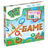 Hra házení kroužků Sport&Fun X-GAME Alexander