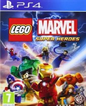 Hra PS4 Lego Marvel Super Heroes