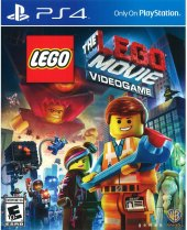 Hra PS4 Lego Movie videogame