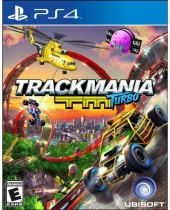 Hra PS4 Trackmania Turbo