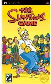 Hra PSP The Simpsons