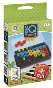 Hra Smart IQ puzzle Mindok