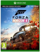 Hra XBOX ONE Forza Horizon 4