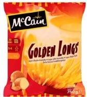 Hranolky mražené Golden Longs Mc Cain