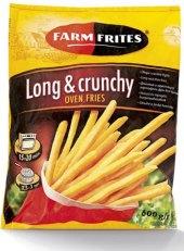 Hranolky mražené Long&crunchy Farm Frites