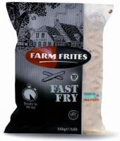 Hranolky mražené Fast Fry Farm Frites