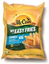 Hranolky vlnky mražené Crinkle My Easy Fries McCain