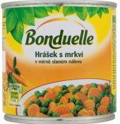 Hrášek s mrkví Bonduelle