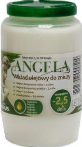 Svíčky hřbitovní Angela