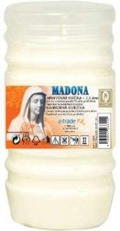 Hřbitovní svíčka Madona - náplň